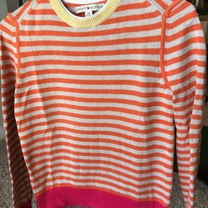 Tommy Hilfiger Sweaters - Striped Multi Color Tommy Hilfiger Sweater